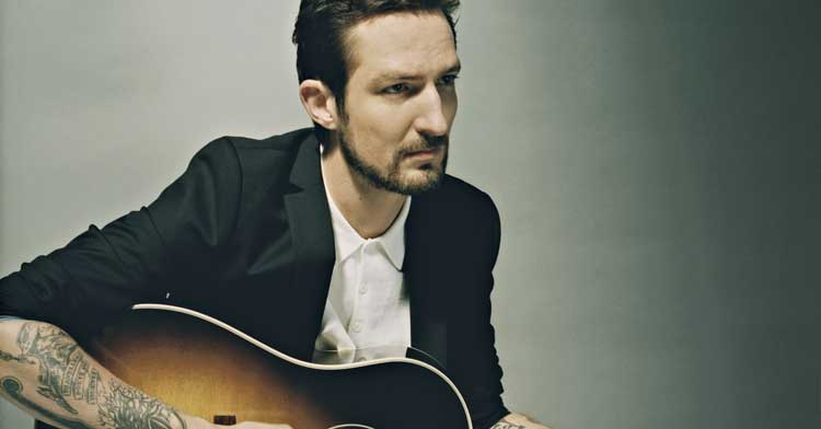 Frank Turner set to release new album 'Be More Kind' ahead of UK tour