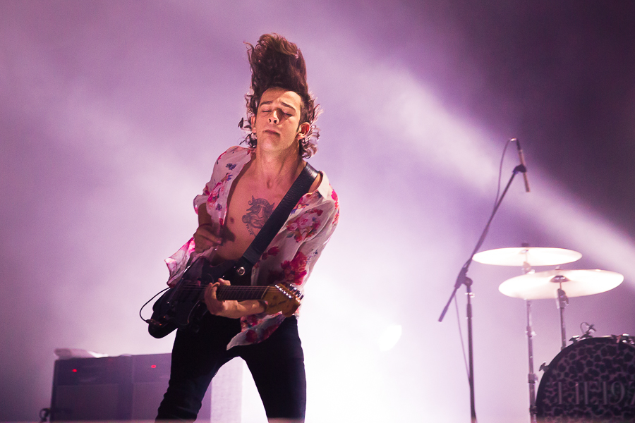THE 1975-BAD SUNS-SIR SLY-CLUB NOKIA -APRIL 16, 2014-66-2