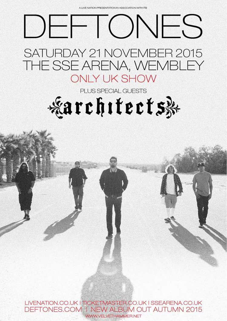Deftones_Architects_wembley
