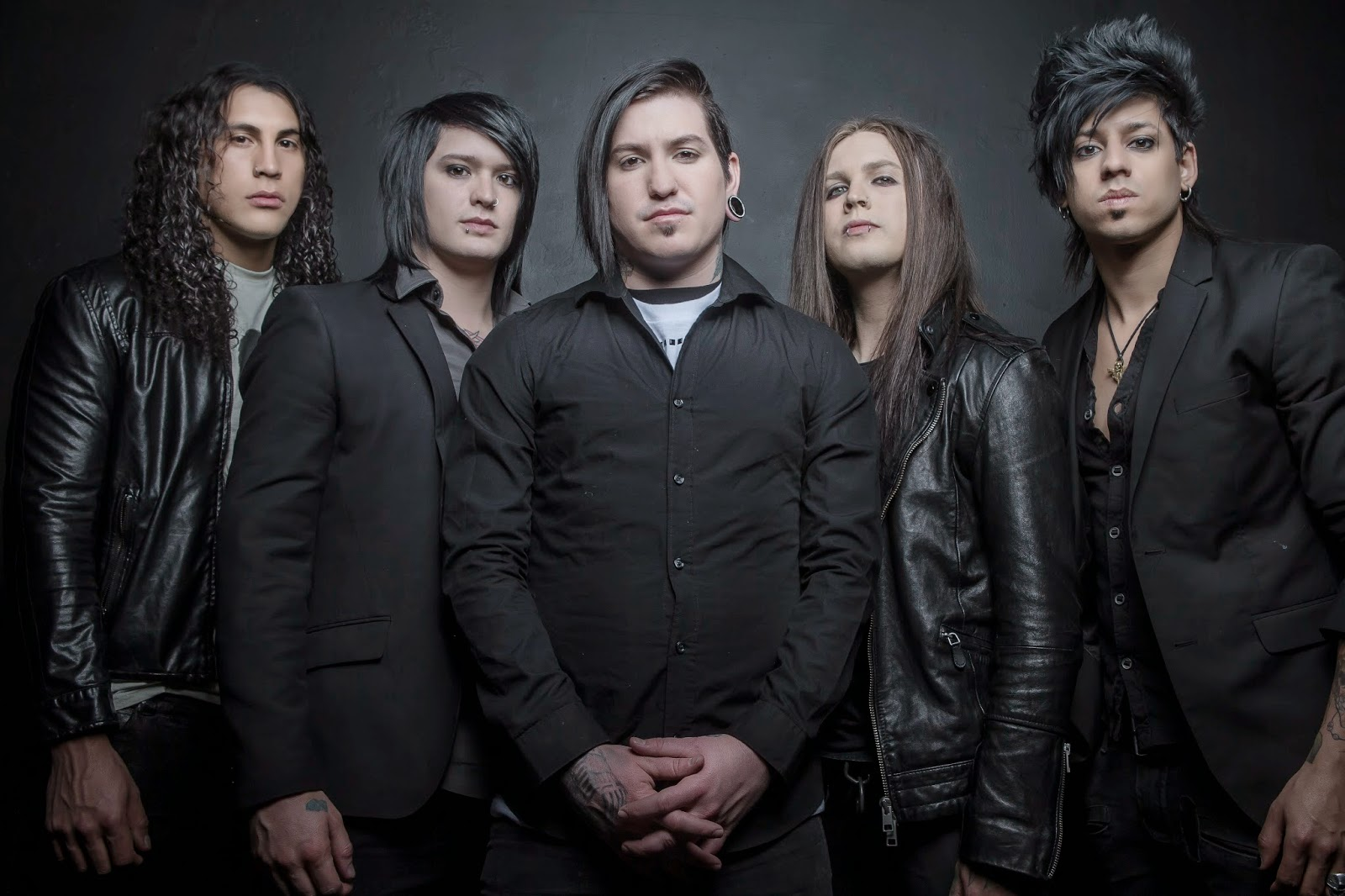 Escape The Fate announce new song 'Just a Memory' and new album details!