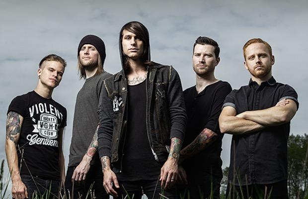 Blessthefall to release new album 'Hard Feelings'