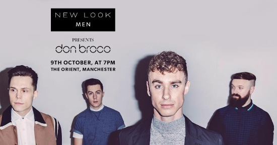 9e79caac9 New Look Men is coming to Manchester. Based in the Trafford Centre, the new  menswear Flagship store is one of five dedicated menswear stores and opens  on ...