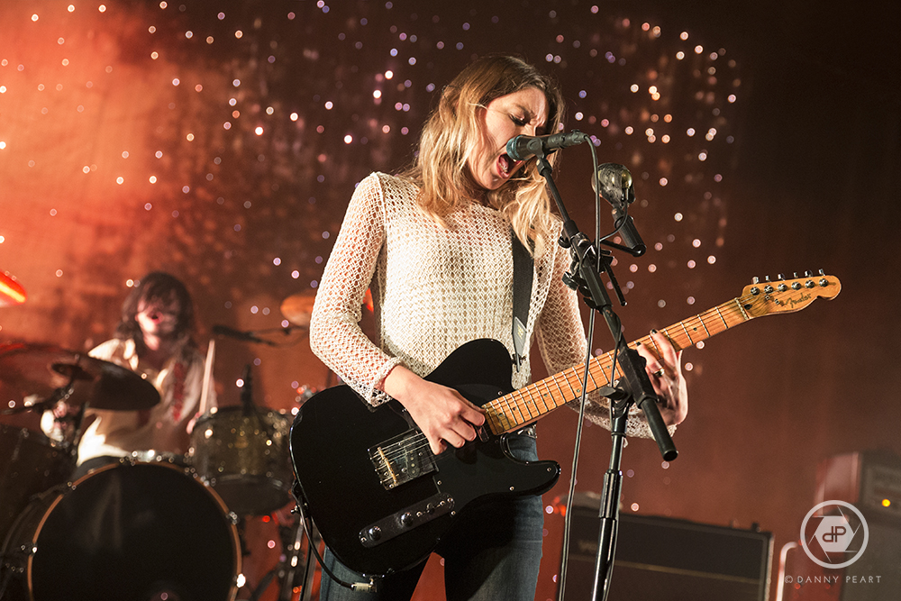 Wolf Alice create a storm in York!