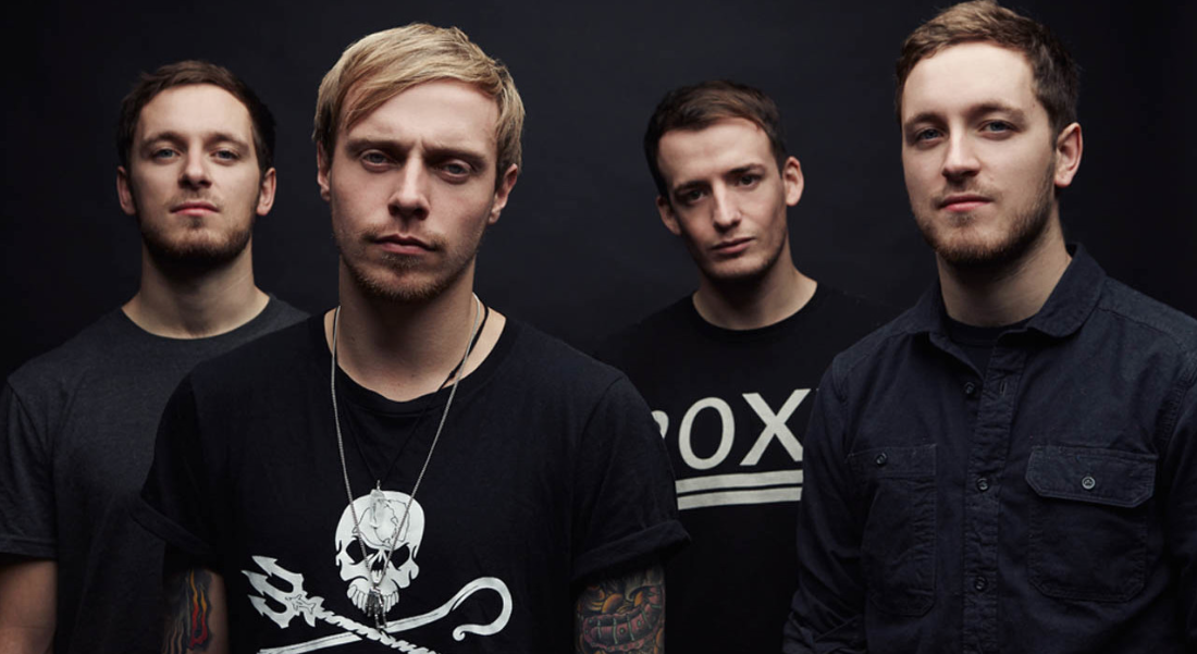 Architects premier new song 'Gone With The Wind'!