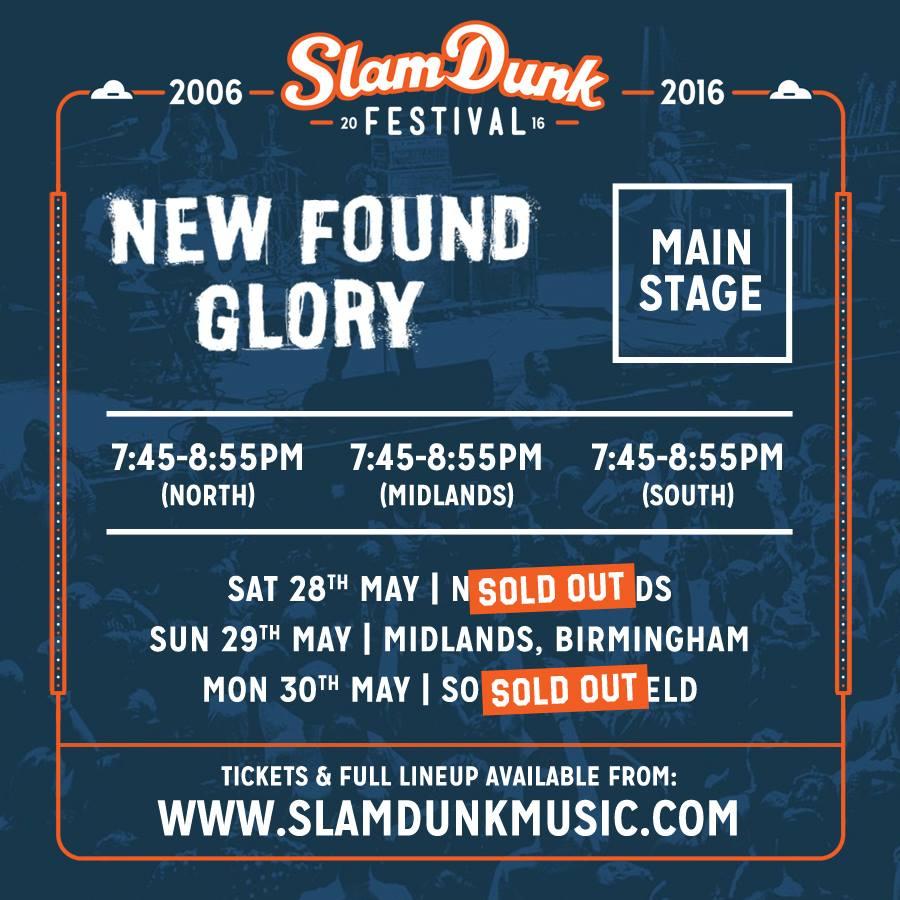 new found glory slam dunk