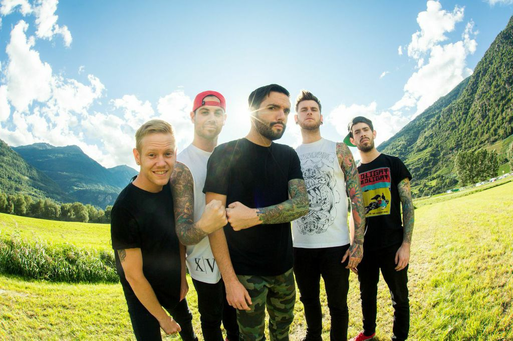 A Day To Remember to play the Kerrang Awards!