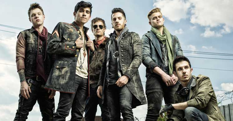 Crown The Empire premier new song 'Weight of the World'!