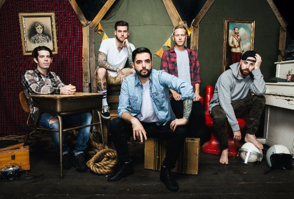 A Day To Remember announce 2017 tour in support of new album 'Bad Vibrations'!