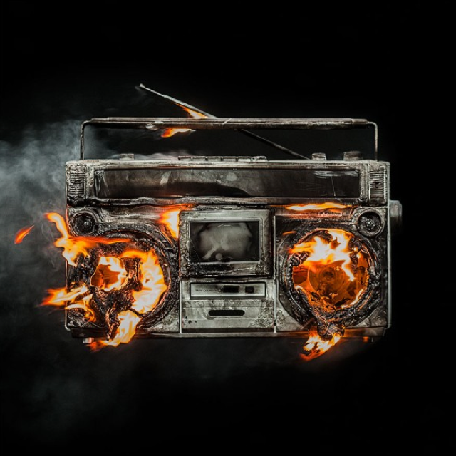 GreenDay Revolution Radio AlbumCoverPress