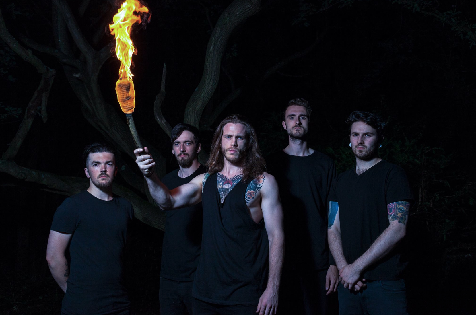 Confessions Of A Traitor premier new song 'Illuminating The Night'!