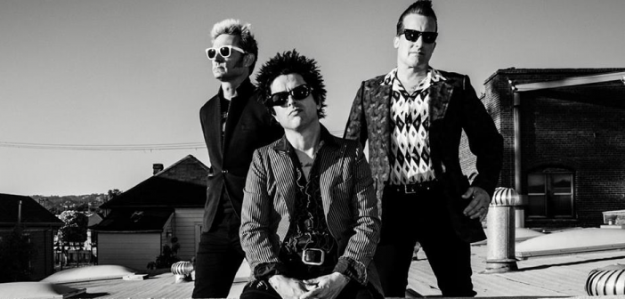 Green Day announce UK & Europe 2017 arena shows!