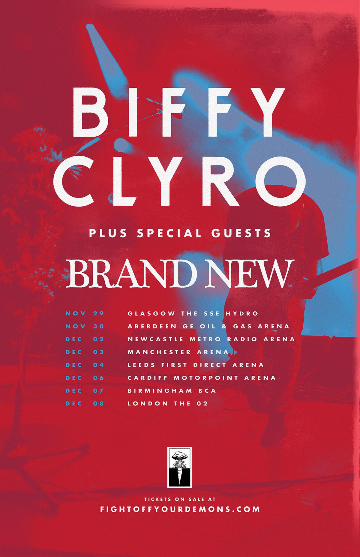 biffy clyro brand new