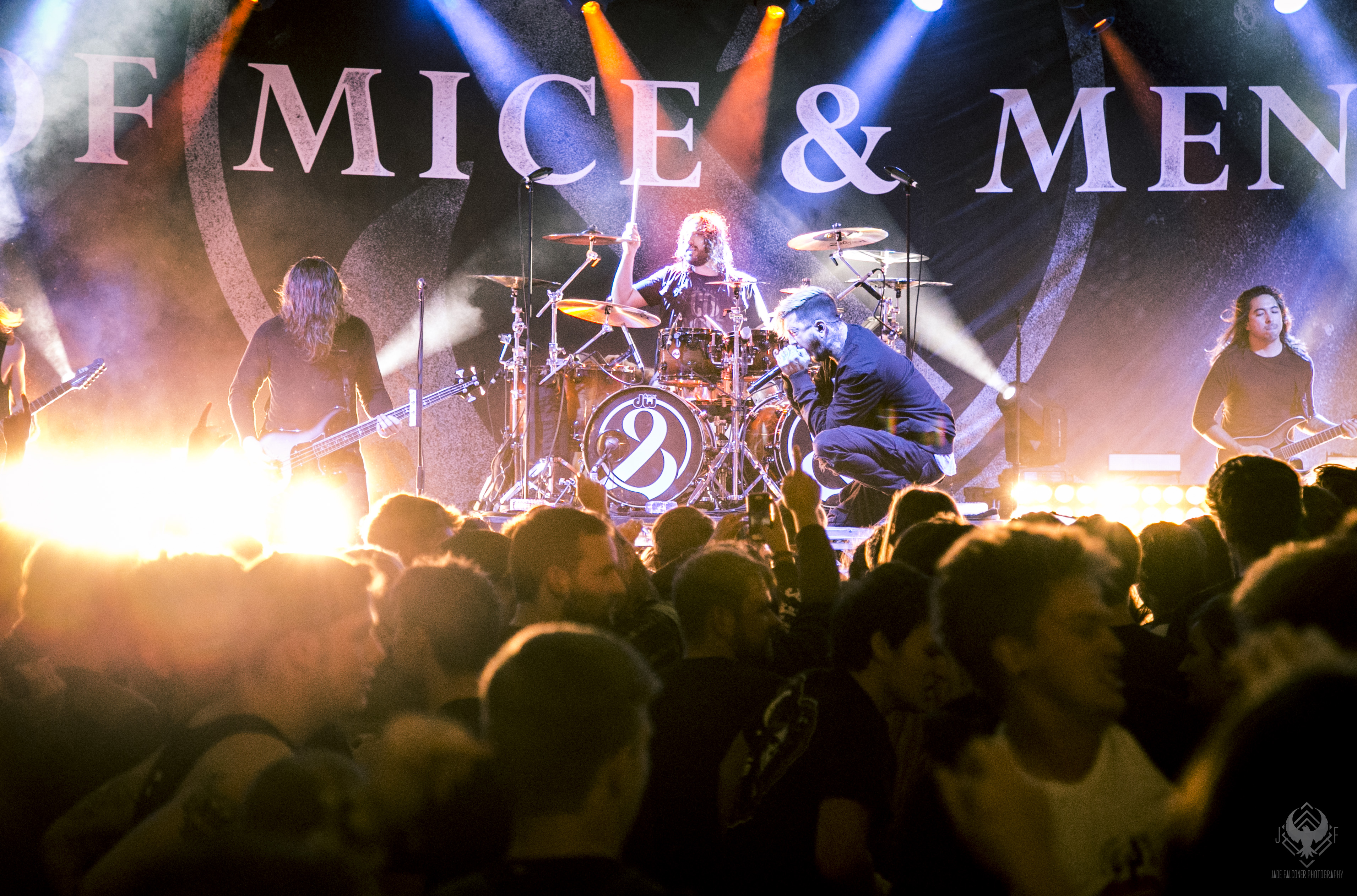 Of Mice & Men, Crown The Empire & Hands Like Houses are on the rise in Portsmouth!