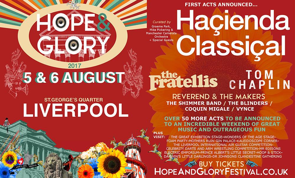 hope and glory festival