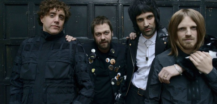 Kasabian release new single' 'You're In Love With A Psycho' and announce new album 'For Crying Out Loud'