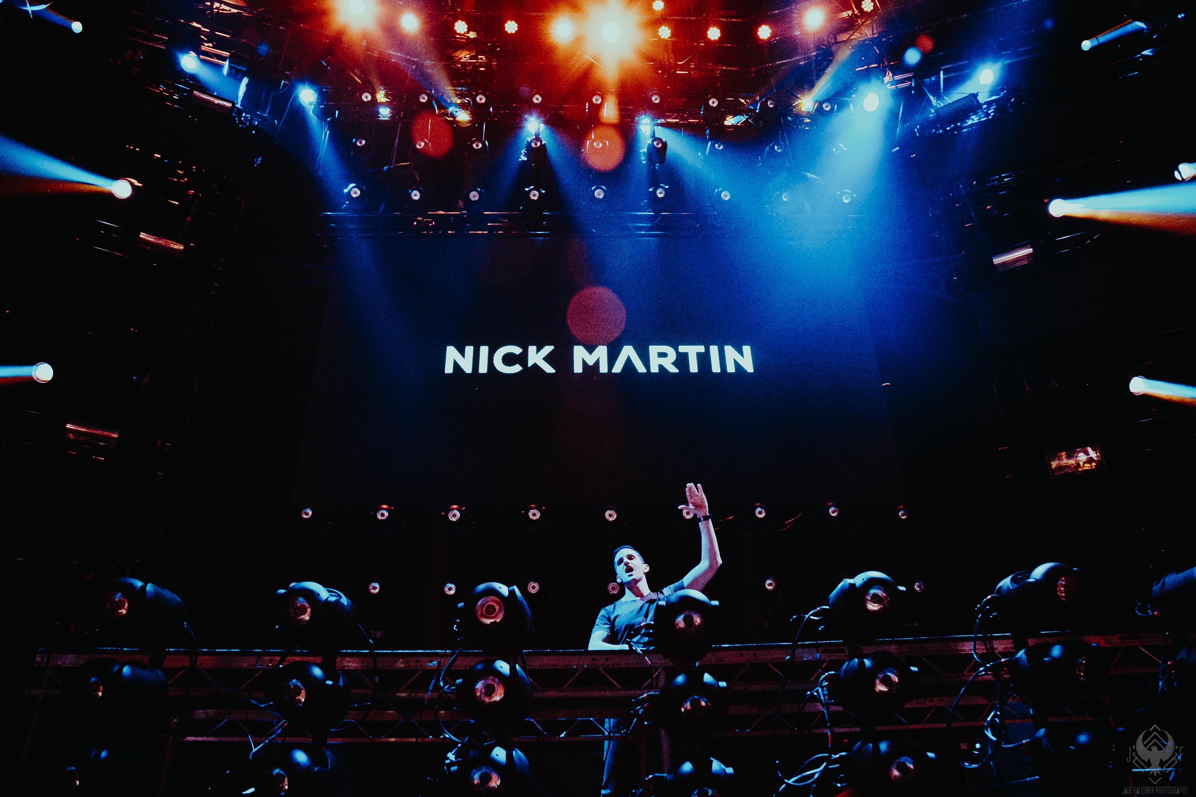 dj nick martin