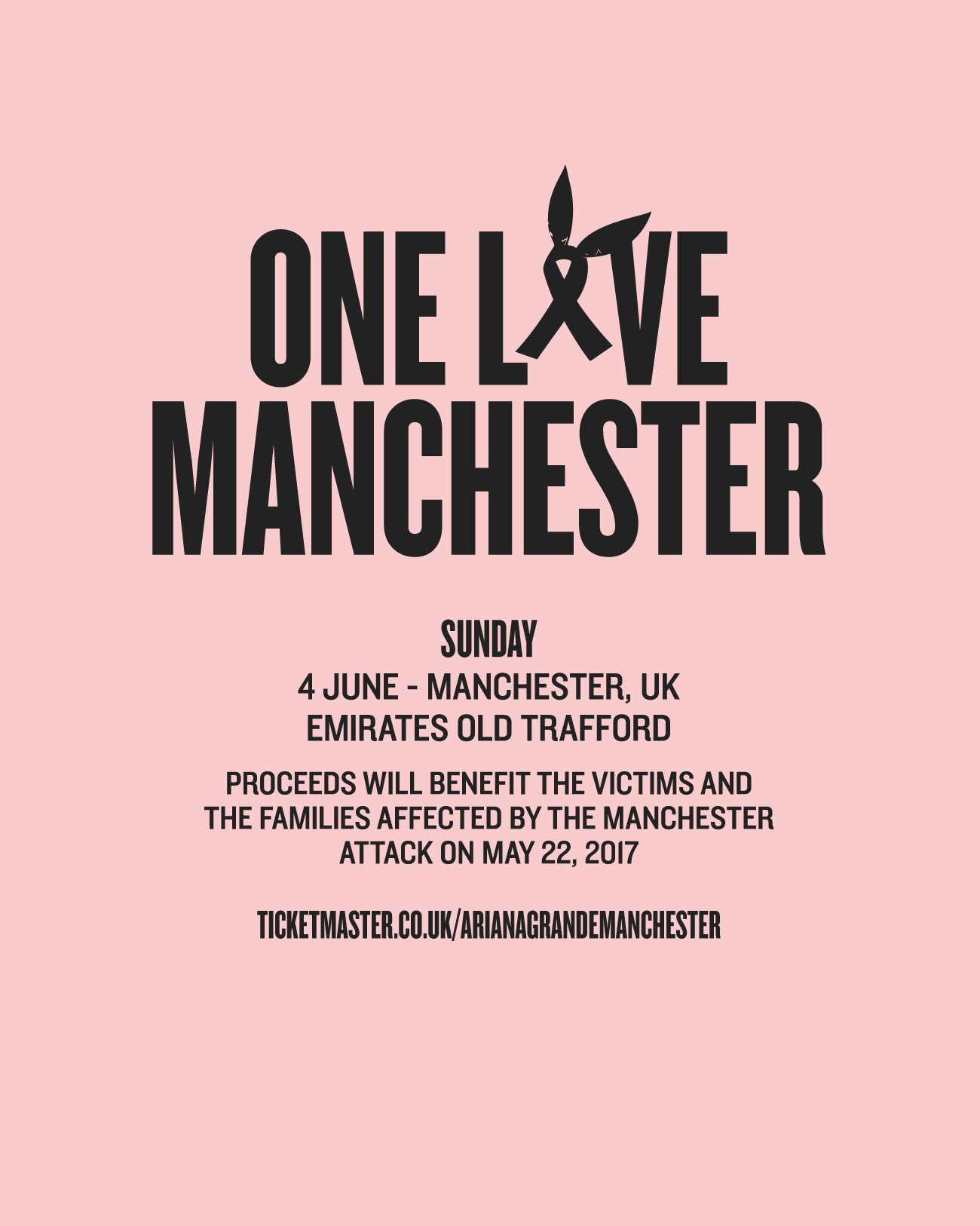 Ariana Grande Announces Manchester Fundraising Show With Justin