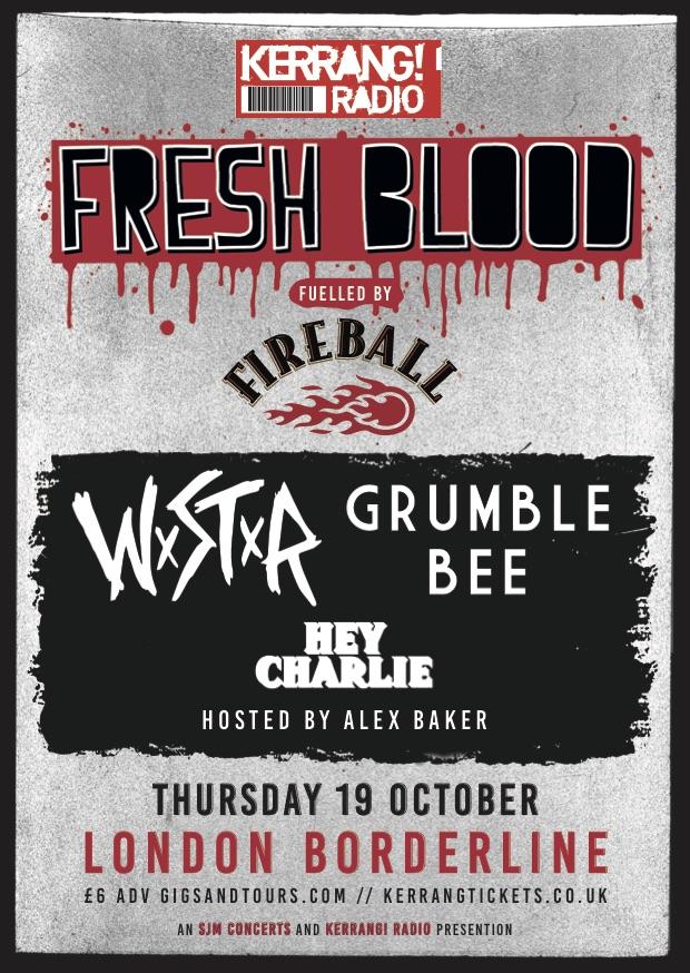 Fresh Blood Live