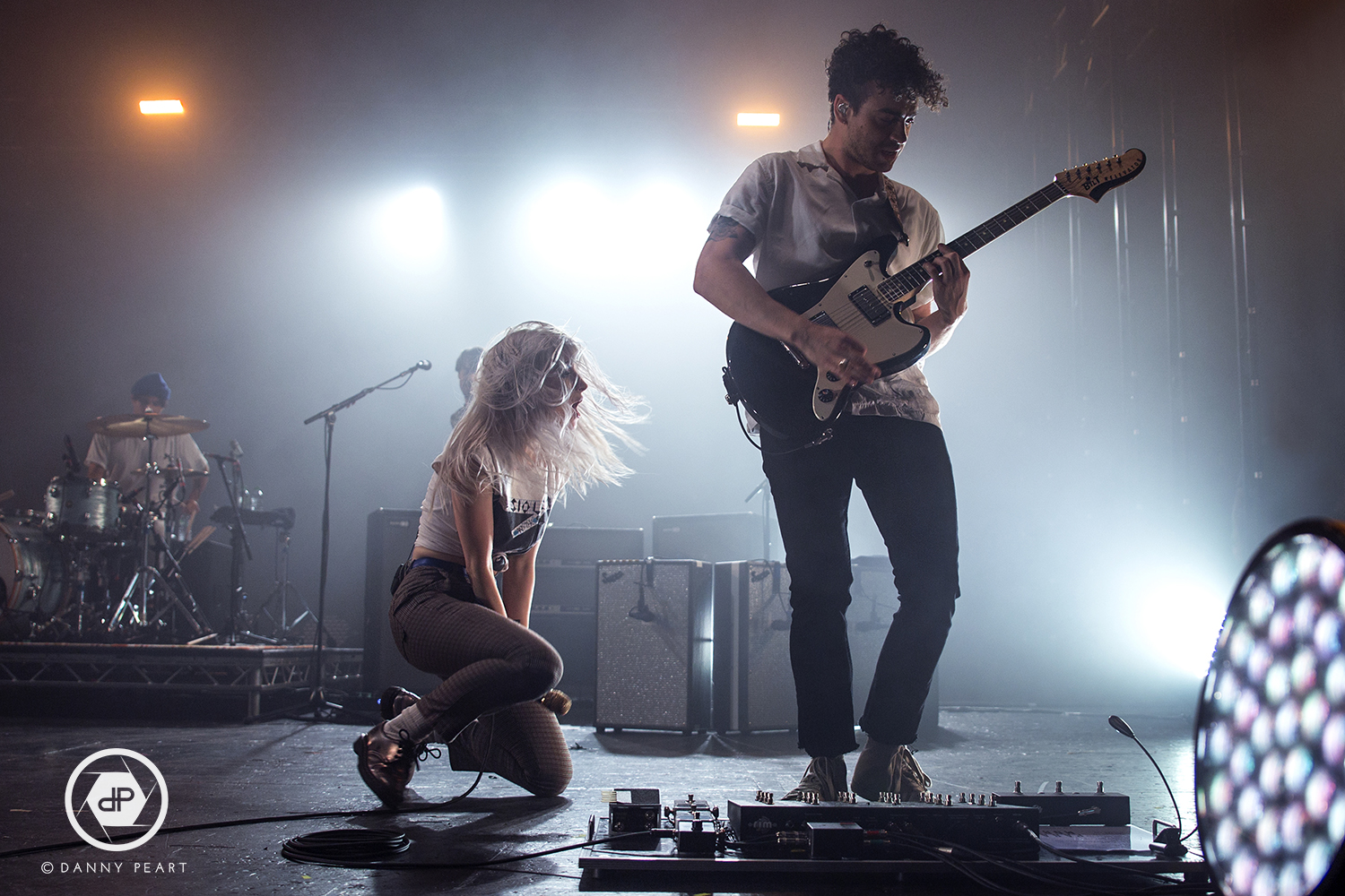 Paramore and Manchester shine bright through the hard times