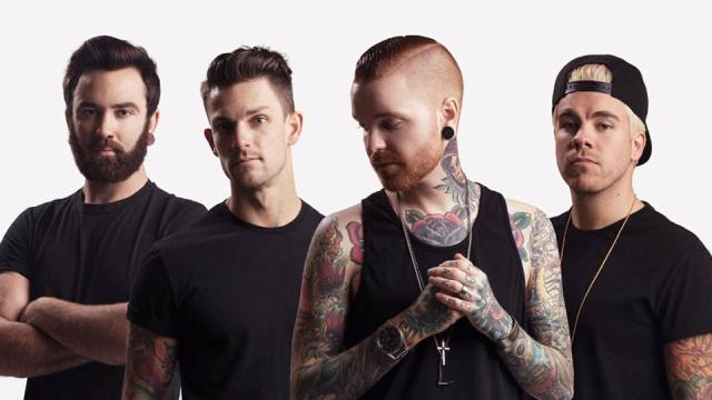 Memphis May Fire release video for 'The Old Me'