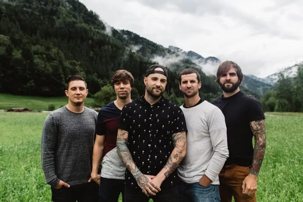 August Burns Red release video for 'Invisible Enemy'