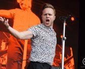 Live in Photos – Olly Murs – York Races – 01.07.17