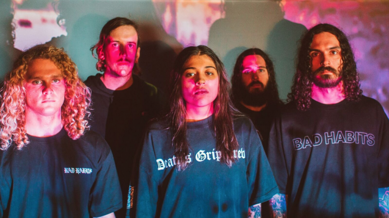 Cursed Earth announce new EP 'Cycles of Grief Volume II: Decay'