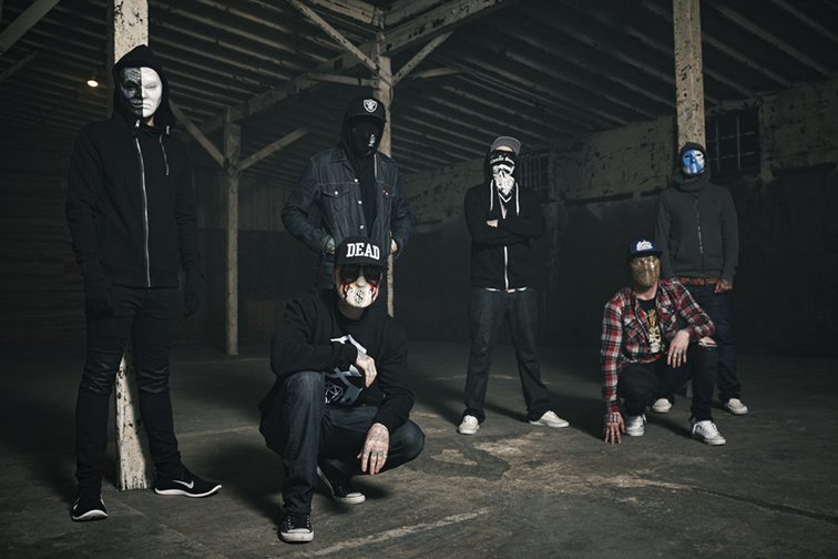 Hollywood Undead announce new album 'Five'