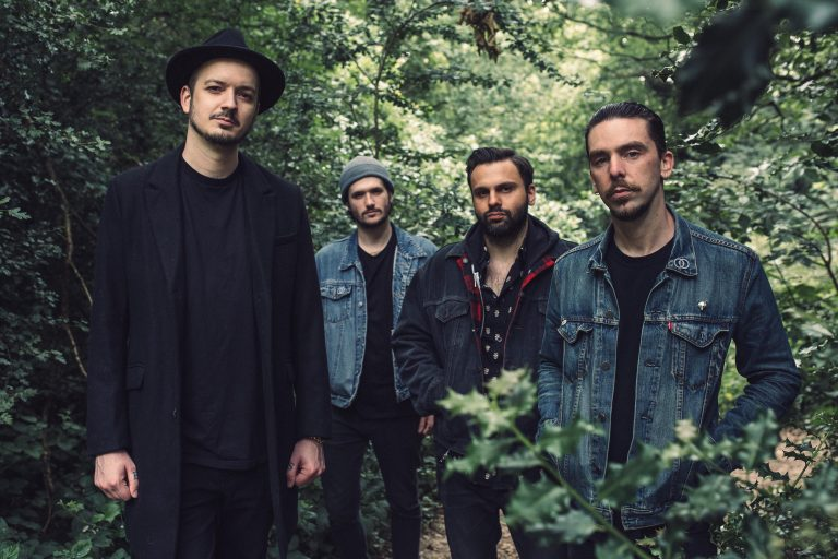 Gold Key unveil new single 'creep In Slowly'