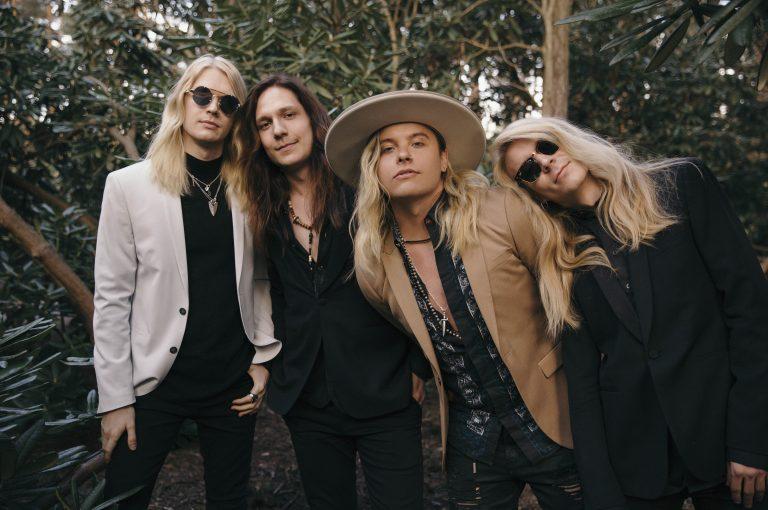Santa Cruz announce new album 'Bad Blood' and UK tour