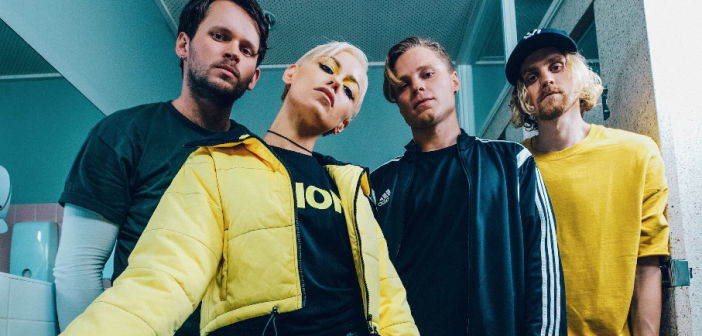 Tonight Alive release video for new track 'Temple' and announce UK tour dates