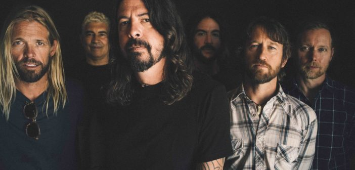 Foo Fighters announce 2018 UK Tour!
