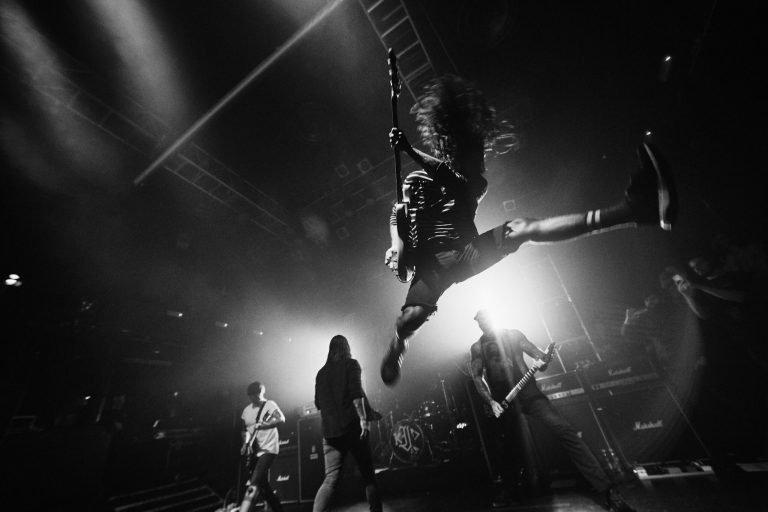 Every Time I Die – a show that was just as real and even brighter lit