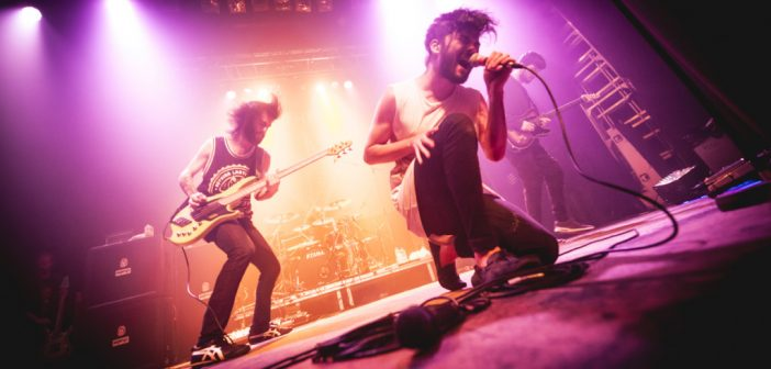 Northlane leave Leeds mesmerized at the Key Club