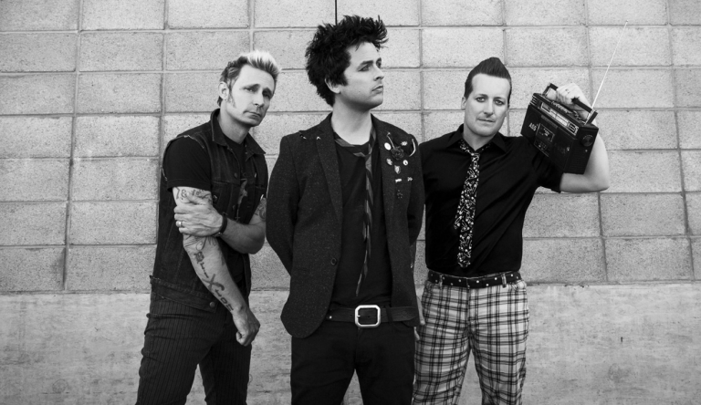 Review: Green Day remind us exactly why they are God's favourite band