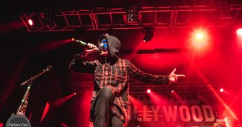 Live in photos – Hollywood Undead – Birmingham – 26/01/18