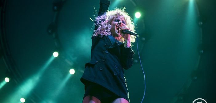 Paramore tear up the tissues and put on their dancing shoes for Manchester