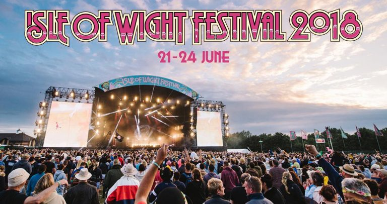 Competition: Perform at this year's Isle Of White Festival!