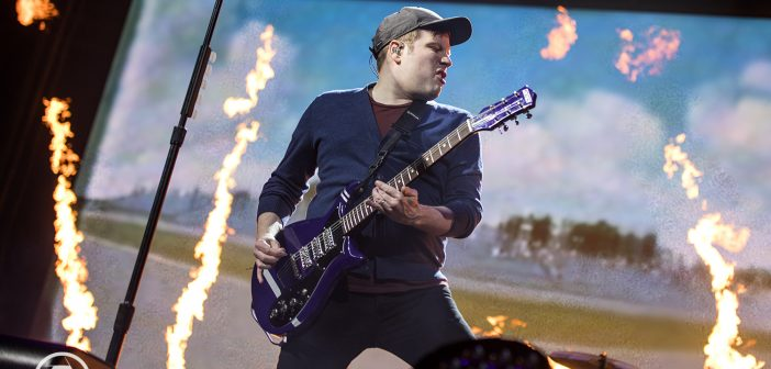Fall Out Boy return to the UK for some Manchester Mania