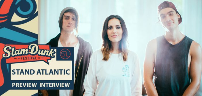 Interivew: Slam Dunk Festival preview – Stand Atlantic