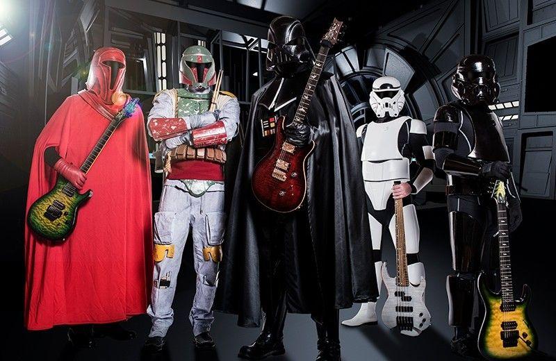 Galactic Empire announce new album 'Episode II ...