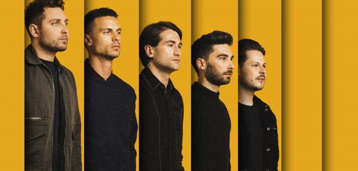 You Me At Six announce 10th anniversary shows for 'Take Off Your Colours'