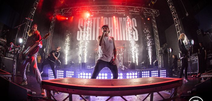 State Champs & Stand Atlantic rattle Leeds with some Pop-Punk madness