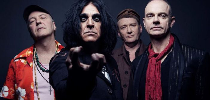 Killing Joke return to the UK for 40th anniversary World Tour