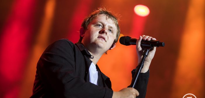 Laughing, crying and crying laughing with Lewis capaldi at the Open air Theatre