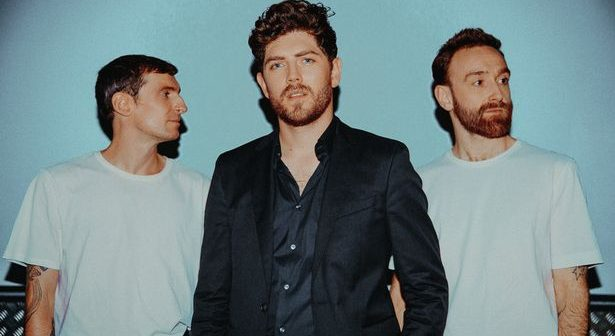 Twin Atlantic return with new song 'Novacaine' and details of UK shows & new album 'Power'