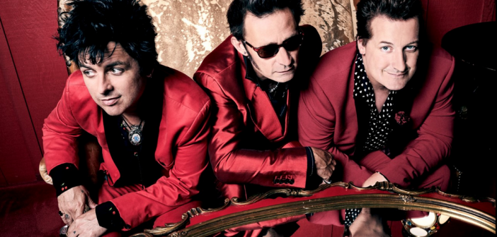 Green Day unveil new single 'Father Of All…' and announce UK headline shows