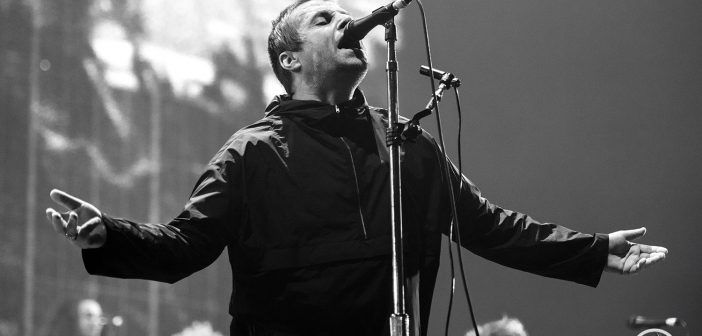 Liam Gallagher announces live stream show 'Down River Thames'