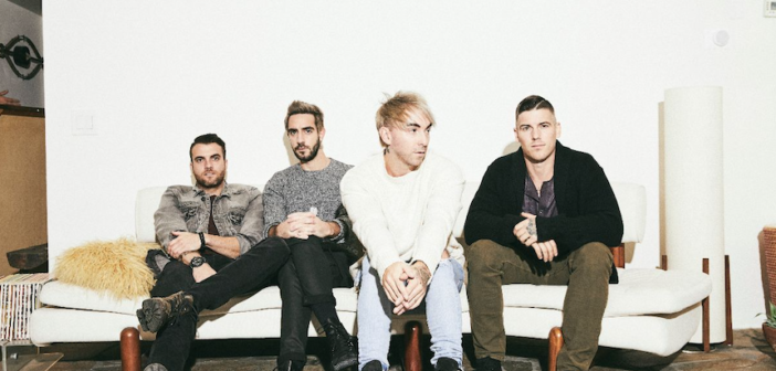 All Time Low release video for new single 'Sleeping In' from upcoming album 'Wake Up, Sunshine'