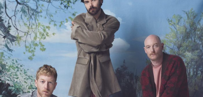 Biffy Clyro share new single 'Tiny Indoor Fireworks'